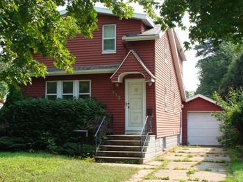 Enjoy the early Midland house charm---Near the NEW STEM School and walking distance to the rail trail!!! 3 bedrooms,basement,garage,fenced yard and 2 BATHROOMS (photo 1)