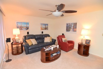 Large living room with tons of natural light (photo 4)