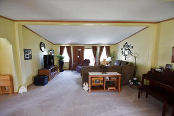 Room for everything in the family room. (photo 5)
