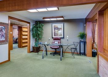 Beautiful reception area welcomes your clients. (photo 3)