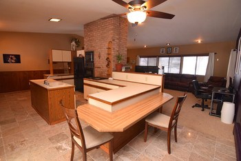 Another view of the open concept floor plan. (photo 4)