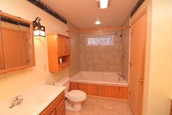 Master bathroom (photo 4)