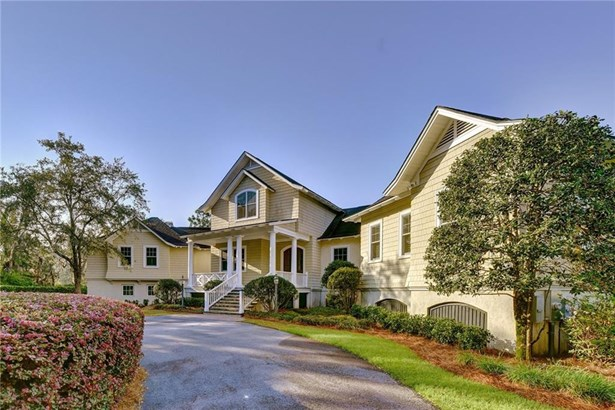 Single Family - St. Simons Island, GA
