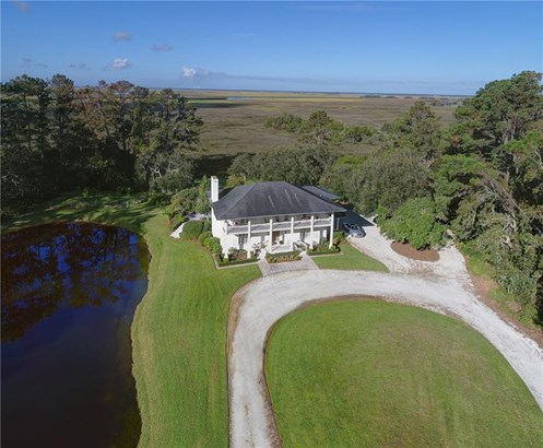Colonial, Single Family - St. Simons Island, GA