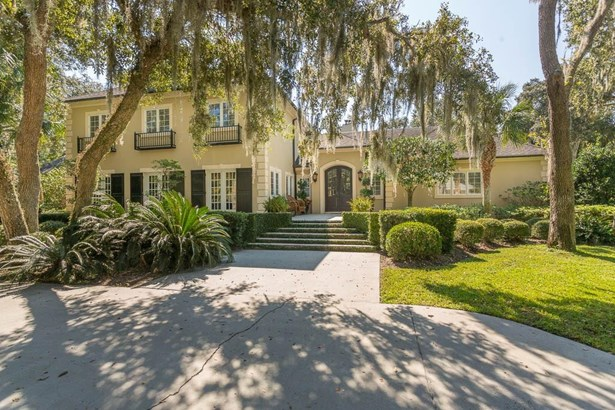Colonial, Single Family - Sea Island, GA
