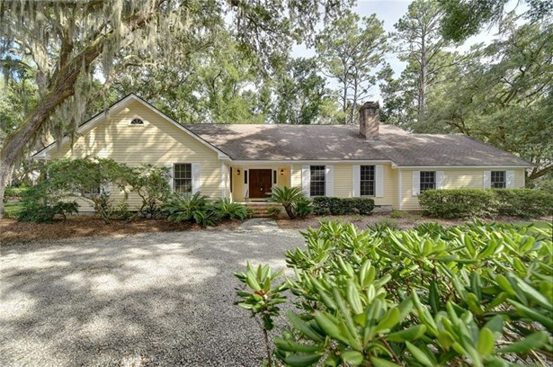 Low Country,Ranch, Single Family - St. Simons Island, GA