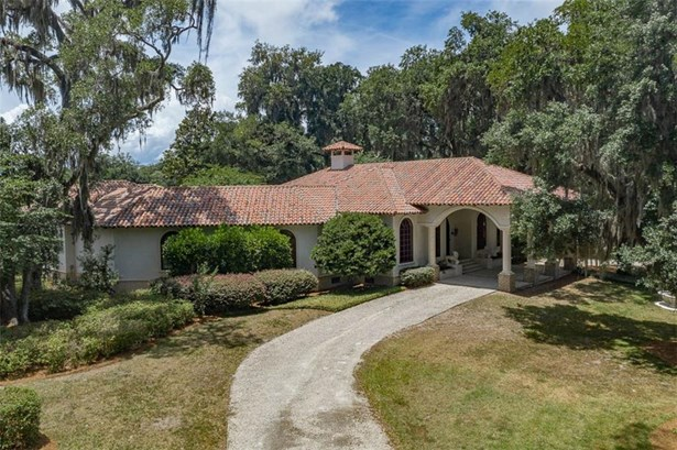 Ranch,Villa, Single Family - St Simons Island, GA