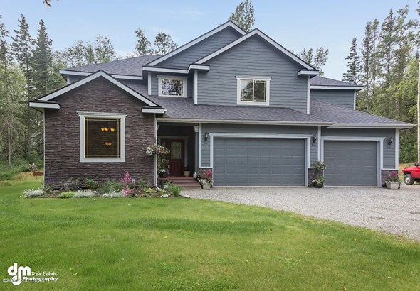 2670 N Hematite Drive, Wasilla, AK - USA (photo 1)