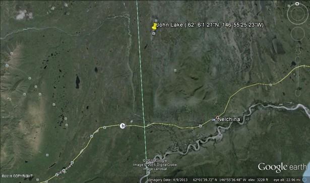 L3 B2 No Road John Lake, Glennallen, AK - USA (photo 2)