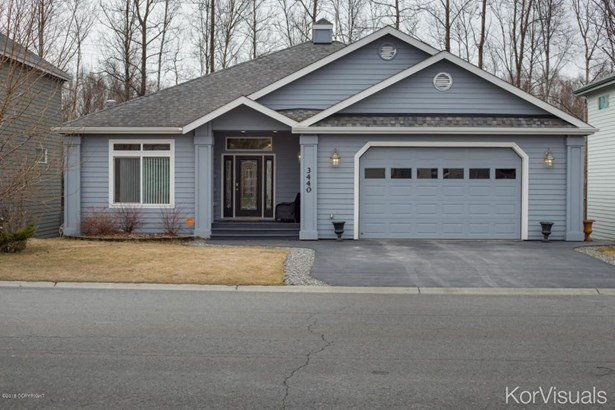3440 Hines Circle, Anchorage, AK - USA (photo 1)