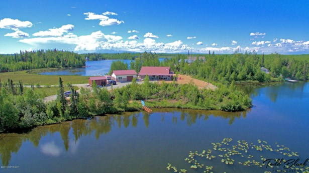 985 S Lazy Lake Drive, Big Lake, AK - USA (photo 1)
