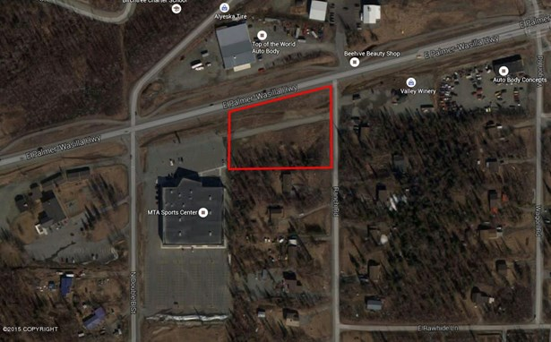 1660 N Ranch Road, Palmer, AK - USA (photo 1)