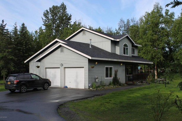 4033 N Snowgoose Road, Palmer, AK - USA (photo 1)