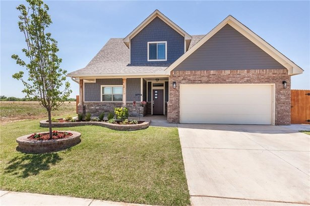 Contemporary,Traditional, Single Family - Yukon, OK (photo 1)