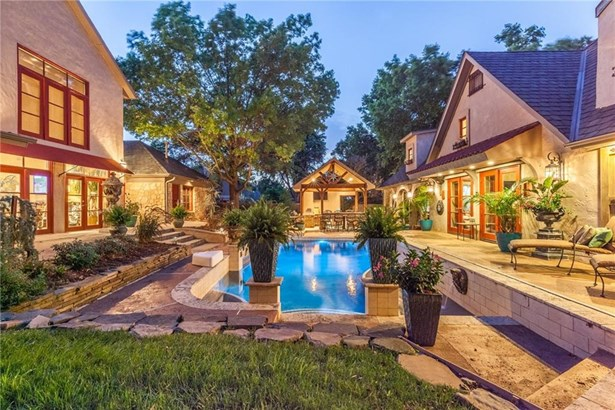 Mediterranean,Traditional, Single Family - Edmond, OK (photo 2)