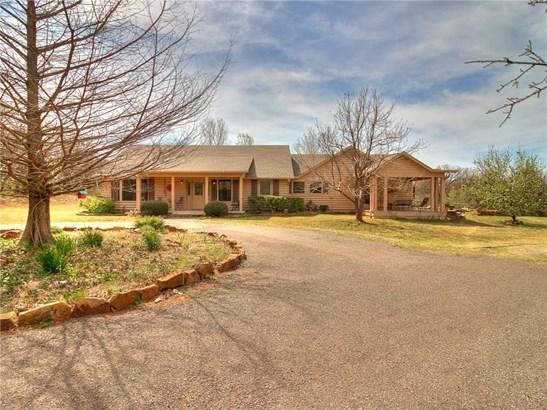 Ranch, Single Family - Arcadia, OK (photo 1)