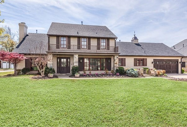 Traditional, Single Family - Nichols Hills, OK (photo 1)