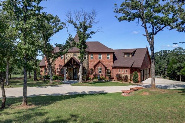 Traditional, Single Family - Arcadia, OK (photo 1)