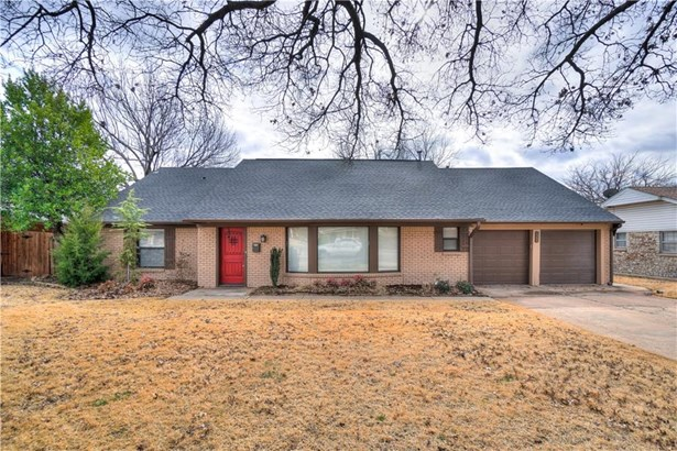 Ranch, Single Family - Oklahoma City, OK (photo 1)
