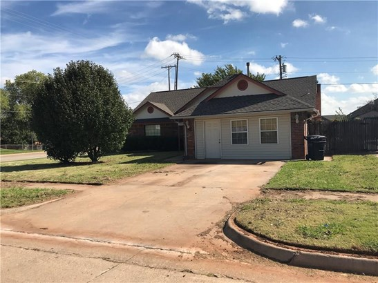 Ranch, Single Family - Moore, OK (photo 1)