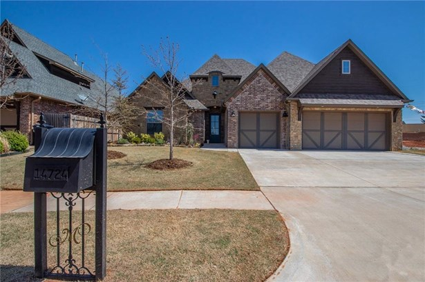 Dallas,Traditional, Single Family - Yukon, OK (photo 1)