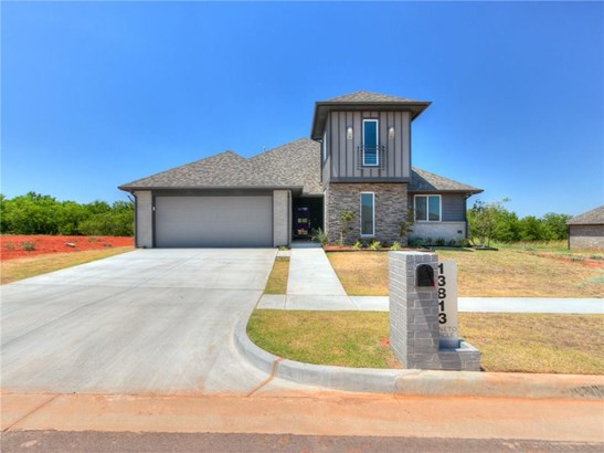 Contemporary, Single Family - Piedmont, OK (photo 3)