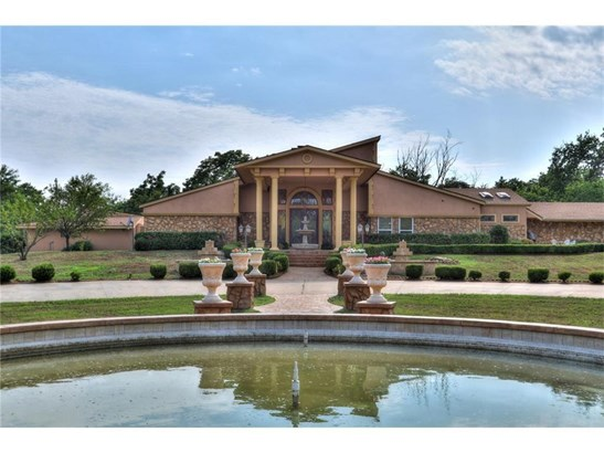 Contemporary,Mediterranean, Single Family - Piedmont, OK (photo 1)