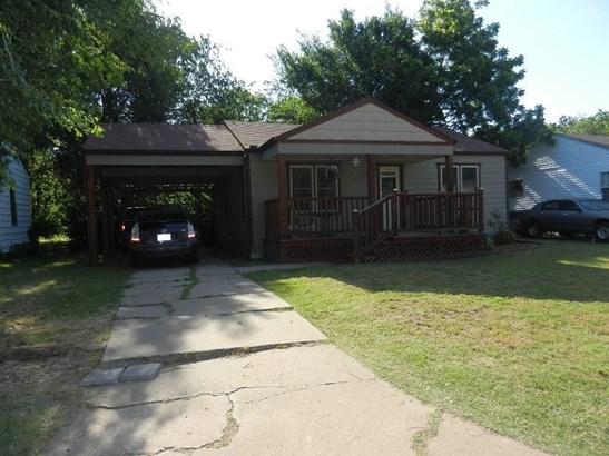 Bungalow, Single Family - Midwest City, OK (photo 1)