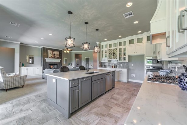 Contemporary,Traditional, Single Family - Edmond, OK (photo 1)