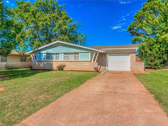 Ranch, Single Family - Midwest City, OK (photo 4)