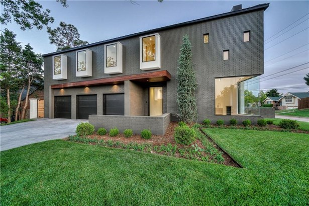 Contemporary, Single Family - Nichols Hills, OK (photo 1)