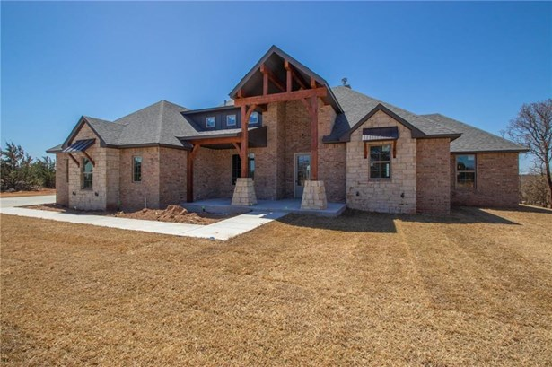 Traditional, Single Family - Arcadia, OK (photo 2)