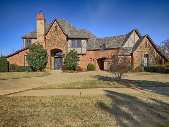 Old English/Tudor, Single Family - Edmond, OK (photo 1)