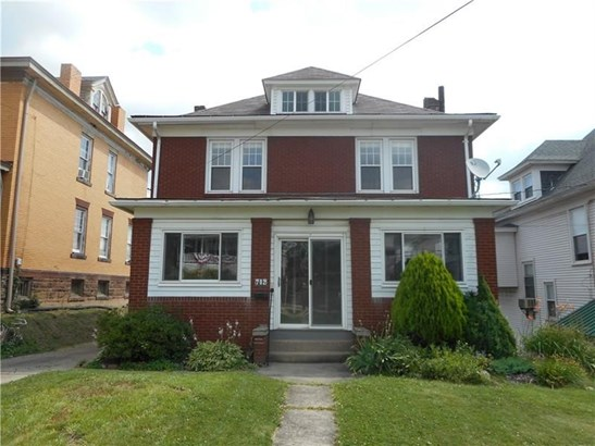 702 Crest Avenue, Charleroi, PA - USA (photo 1)