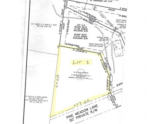 Lot 1 Pine Meadow Lane, Volant, PA - USA (photo 4)