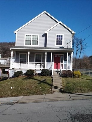 607 Baldridge Ave, Braddock, PA - USA (photo 1)