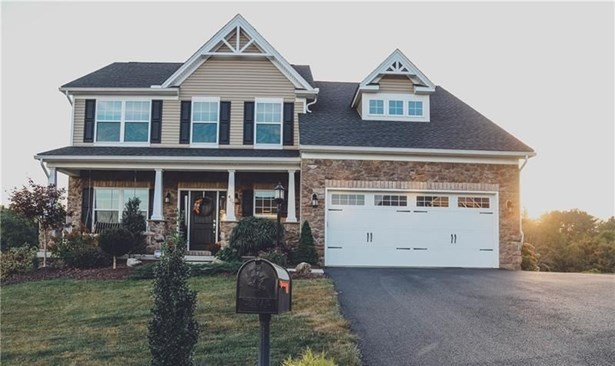 407 Valley View Ct, Washington, PA - USA (photo 1)