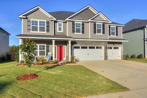 4417 Jeffery Lane, Grovetown, GA - USA (photo 2)