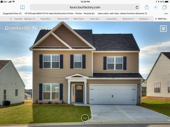 8121 Cozy Knoll, Graniteville, SC - USA (photo 1)