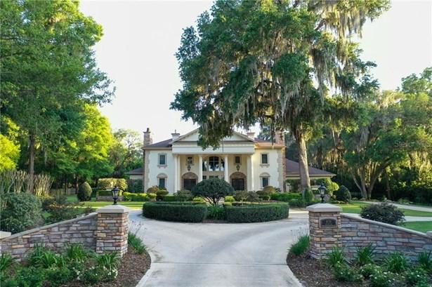Single Family Residence, Custom - GAINESVILLE, FL