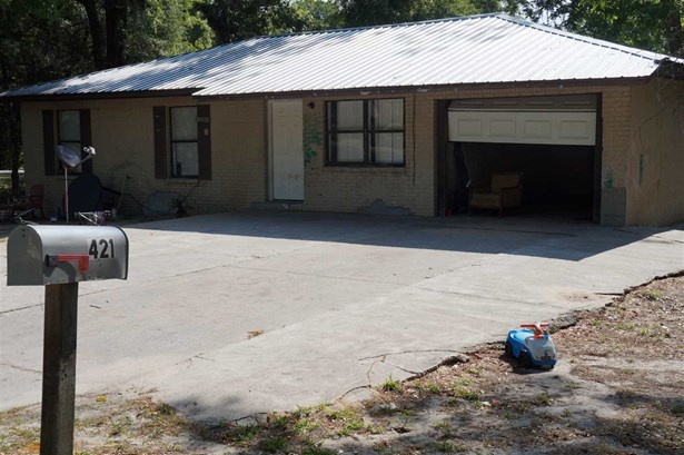 Traditional, Detached - Chiefland, FL (photo 1)