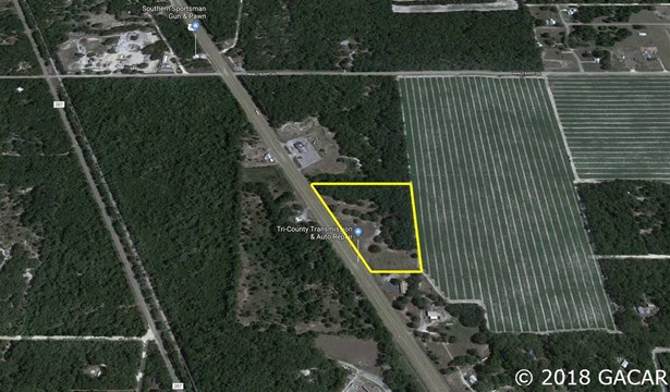Commercial - Chiefland, FL