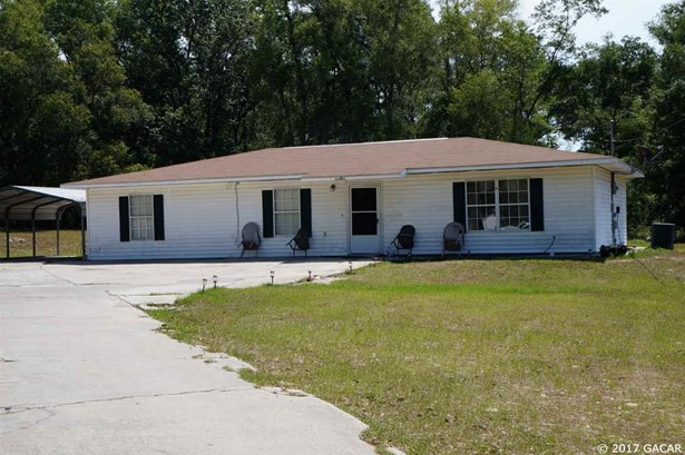 Traditional, Detached - Williston, FL (photo 1)