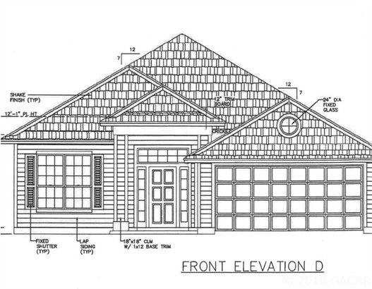 Craftsman, Detached - Gainesville, FL