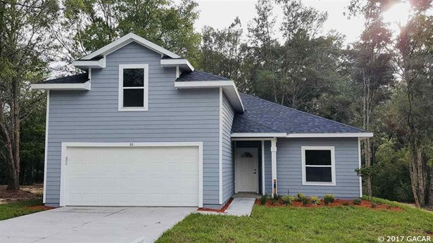 2 Story,Traditional, Detached - Bronson, FL (photo 1)