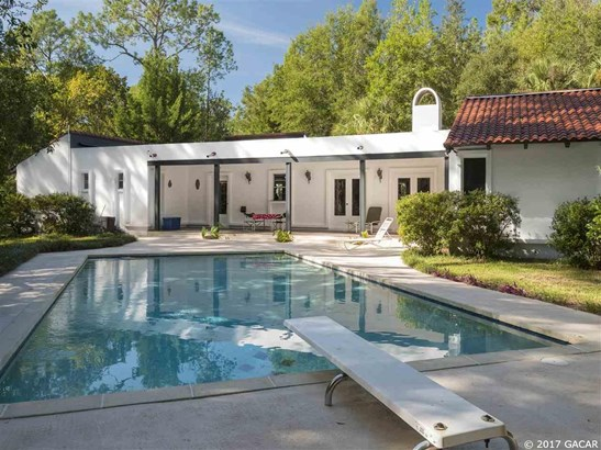 Mid-Century Modern,Spanish, Detached - Gainesville, FL (photo 2)