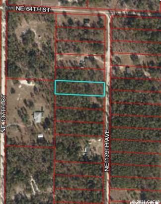 Residential-Open Builder - Williston, FL