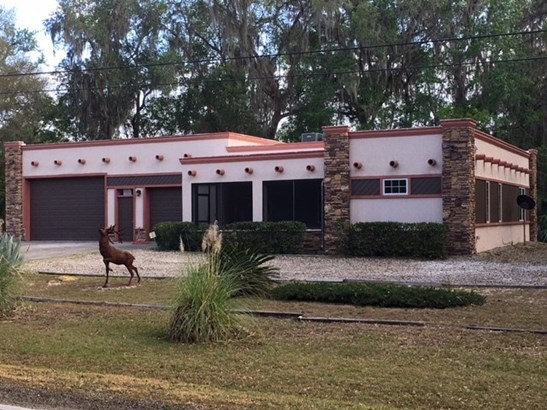 Detached, Ranch,Spanish - Micanopy, FL (photo 1)