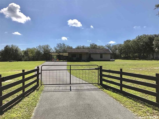 Ranch, Detached - Bronson, FL (photo 2)