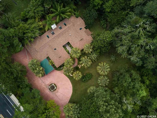 Courtyard,Mediterranean, Detached - Gainesville, FL (photo 1)